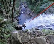 Cachoeira Arapongas Petar Cascading